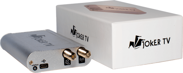 Joker TV - Terrestrial and Satellite TV receiver for laptops, tablets and PC's